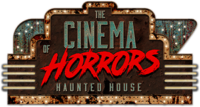 Cinema Of Horrors Haunted Attractions Logo