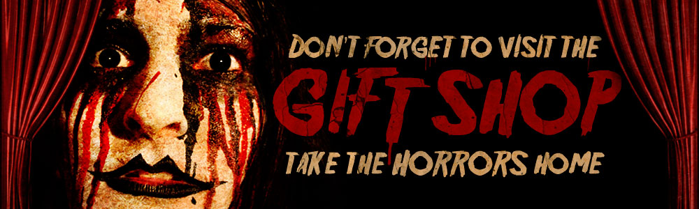 The Cinema of Horrors Gift Shop
