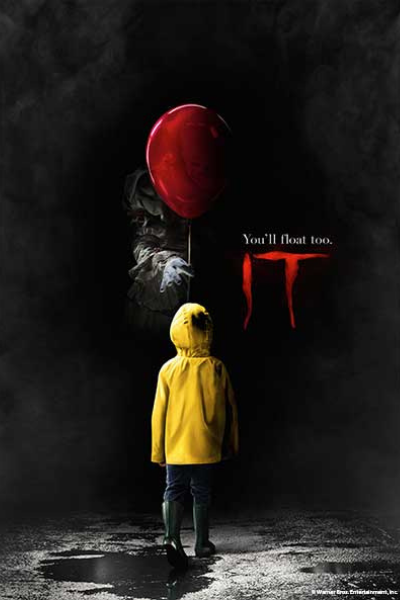IT - The Movie with Pennywise