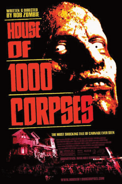 Rob Zombie's House of 1000 Corpses