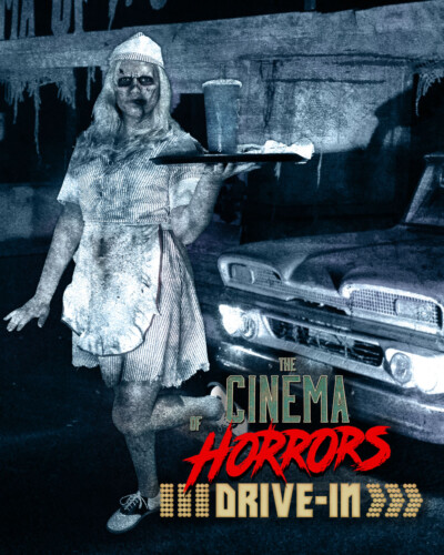 Cinema of Horrors Drive-In – Carhop