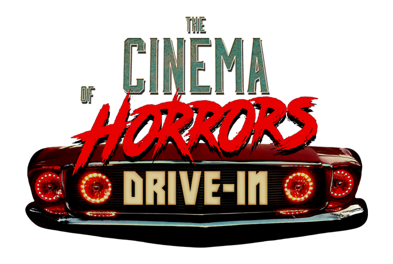 Cinema Of Horrors Drive-In Experience Logo